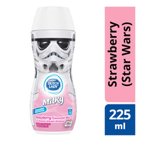 Dutch Lady Star Wars Sterilised Bottle Milk - Strawberry