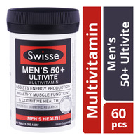 Swisse Multivitamin Supplement - Men's 50+ Ultivite