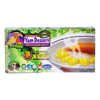Yammy 2 in 1 Yam Dessert-CrunchyGingko Nut & Juicy Pumpkin Slice