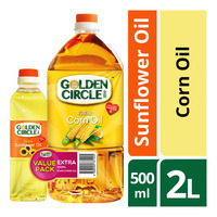 Golden Circle Corn Oil + Sunflower Oil