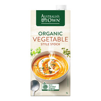 Australia's Own Organic Style Stock - Vegetable
