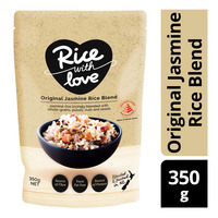 Rice with Love Original Jasmine Rice Blend