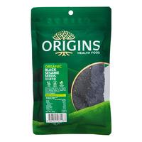 Origins Healthfood Organic Black Sesame Seed