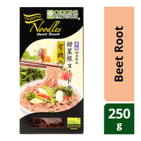 Origins Healthfood Organic Noodles - Beet Root