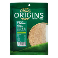 Origins Healthfood Brown Flaxseed Meal