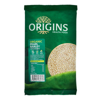 Origins Healthfood Organic Pearl Barley