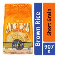 Lunderg Brown Rice - Short Grain
