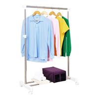 HomeProud Garment Rack - Single Pole