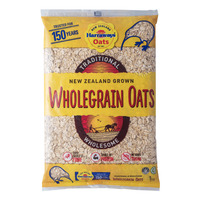 Harraways Wholegrain Oats - Traditional