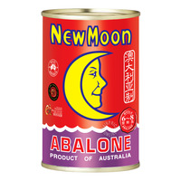New Moon Australia Abalone (6 - 8 Pieces)