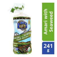 Lunderg Organic Rice Cakes - Amari with Seaweed