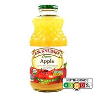 R.W. Knudsen Family Organic 100% Bottle Juice - Apple