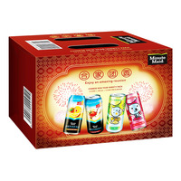 Minute Maid Can Drink CNY Variety Pack 12 x 300ML
