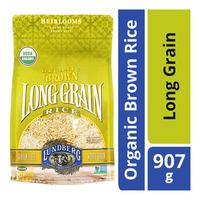 Lunderg Organic Brown Rice - Long Grain