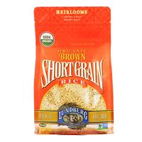 Lunderg Organic Brown Rice - Short Grain
