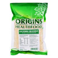Origins Healthfood Lecithin Granule