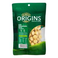 Origins Healthfood Raw Macadamia Nut