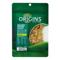 Origins Healthfood Golden Raisin