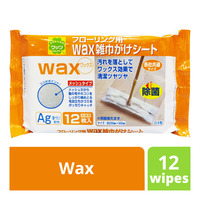 Watts Floor Wipes - Wax