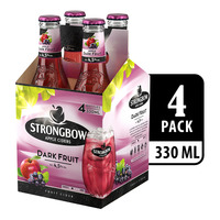 Strongbow Apple Bottle Cider - Dark Fruit