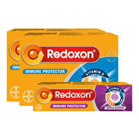 Redoxon Triple Action Effervescent Tablets
