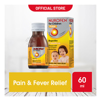 Nurofen for Children Oral Suspension - Orange
