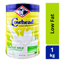 Cowhead Instant Milk Powder - Low Fat (Calcium Enriched)