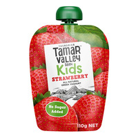 Tamar Valley Dairy Greek Style Yoghurt - Strawberry