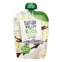 Tamar Valley Dairy Kids Greek Style Yoghurt - Vanilla