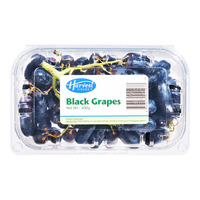 Harvest Fields Black Grapes