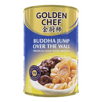 Golden Chef Buddha Jump Over The Wall