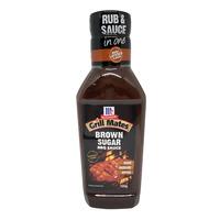McCormick Grill Mates BBQ Sauce - Brown Sugar