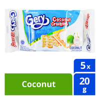 Gery Crackers - Coconut