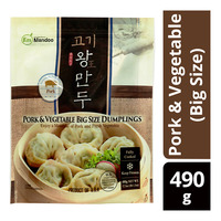 I'm Mandoo Dumplings - Pork & Vegetable (Big Size)