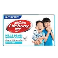 Lifebuoy Bar Soap - Cool Fresh