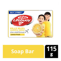 Lifebuoy Bar Soap - Lemon Fresh