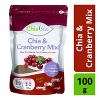 Chia Bia Chia & Cranberry Mix