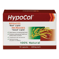 HypoCol Health Supplements Capsules