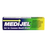Medijel Gel for Common Mouth Ulcers