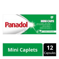Panadol Mini Capsules
