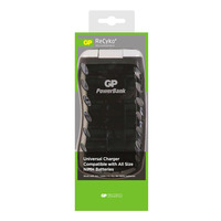 GP Rechargeable ReCyko+ Charger - Universal (All Size)