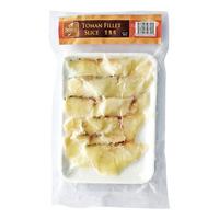 Seaco Frozen Toman Fillet Slice