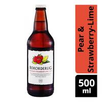 Rekorderlig Premium Cider-Pear & Strawberry-Lime