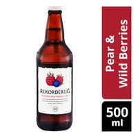 Rekorderlig Premium Cider - Pear & Wild Berries