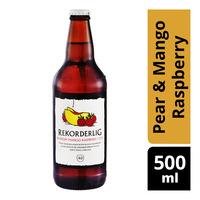 Rekorderlig Premium Cider-Pear & Mango Raspberry