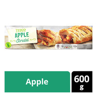 Tesco Frozen Strudel - Apple