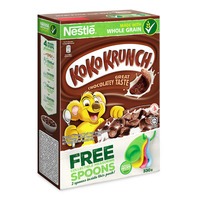 Nestle Cereal - Koko Krunch + Free Measuring Spoons