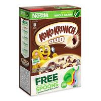 Nestle Cereal - Koko Krunch Duo + Free Measuring Spoons