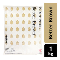 Kinmemai Japanese Rice - Better Brown