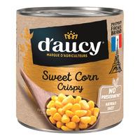Daucy Sweet Corn